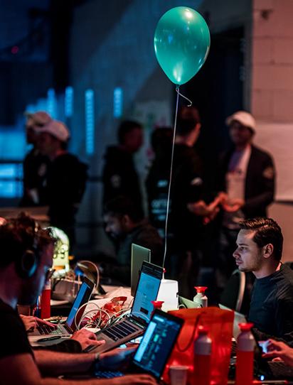 Odyssey Hackathon 2019