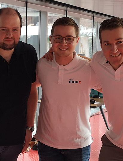 Job Hollands - Software Developer