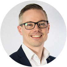 Freek van Dieren - Accountmanager